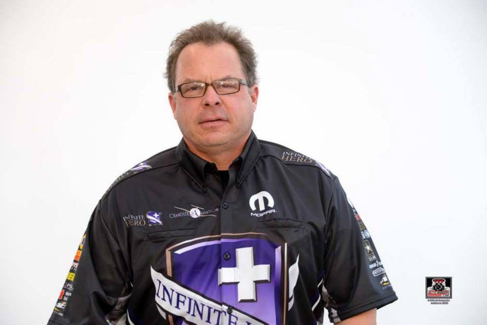 Jimmy Prock Crew Chief For Jack Beckman Don Schumacher Racing