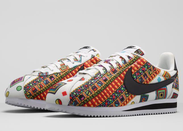 new concept 09d26 a6ae3 Liberty London x Nike Cortez | Sneaker City | Nike shoes ...