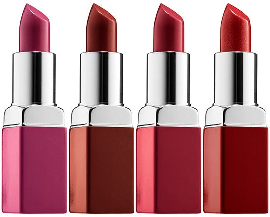 Clinique Pop Lip Colour + Primer for Spring 2015 (15 shades)