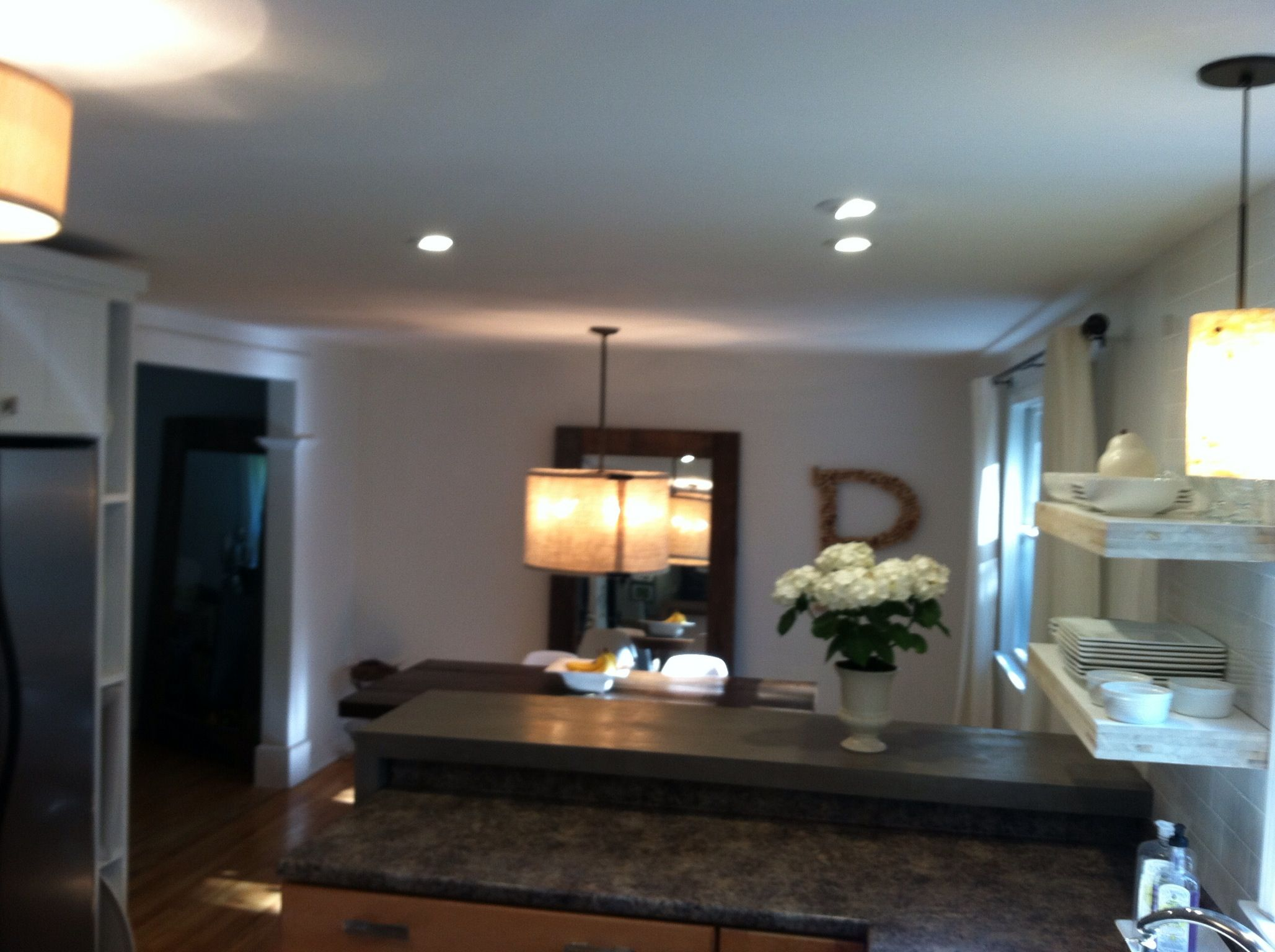 1 Of 5 New Parson S Style Breakfast Bar Placed Where We