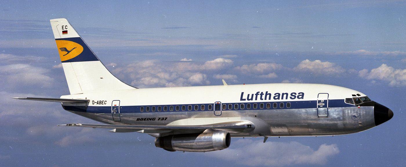 Resultado de imagen para Lufthansa fleet B737
