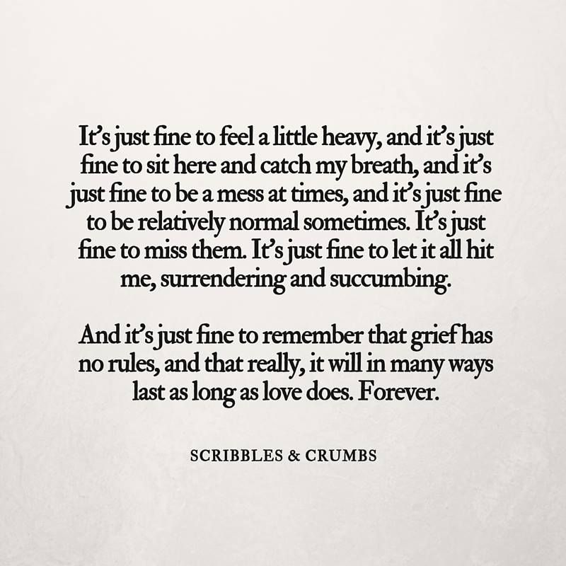 Quotes About Grief I've Yet To Experience Grief In My Life But I Believe This Would Be .