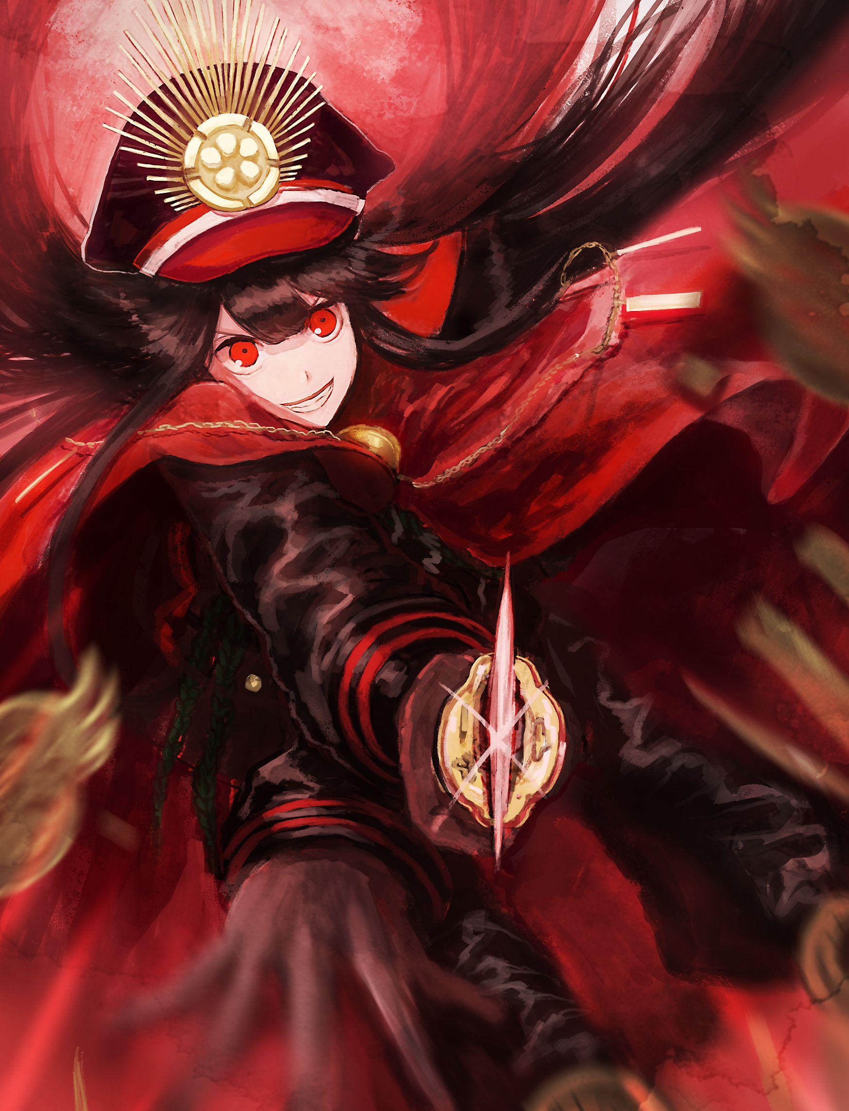 Oda Nobunaga【Fate/Grand Order】 Fantasy girl, Fate stay