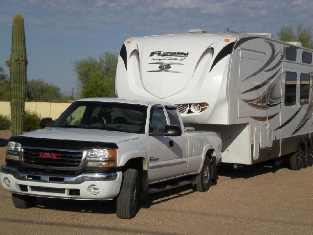 Four Peaks Transport, Inc Recreational vehicles