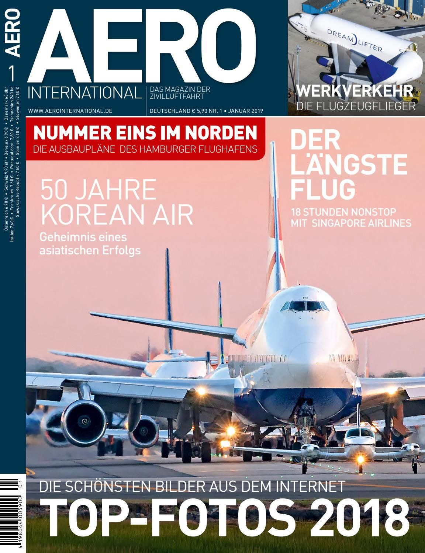 Aero international 2019 01 Air serbia, Singapore