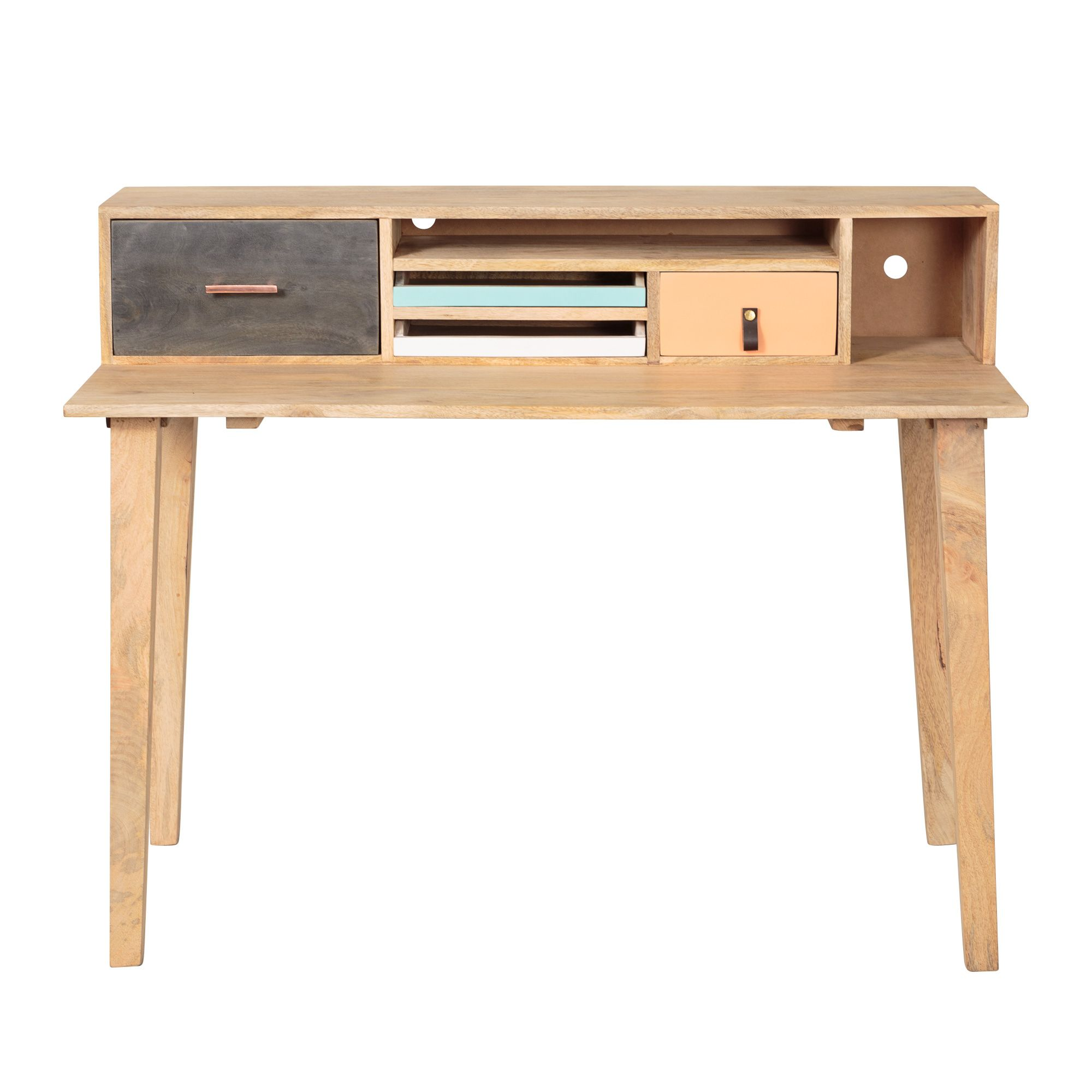 Fantastic furniture hallway table  Buy the Black Florence Desk at Oliver Bonas We deliver Homeware
