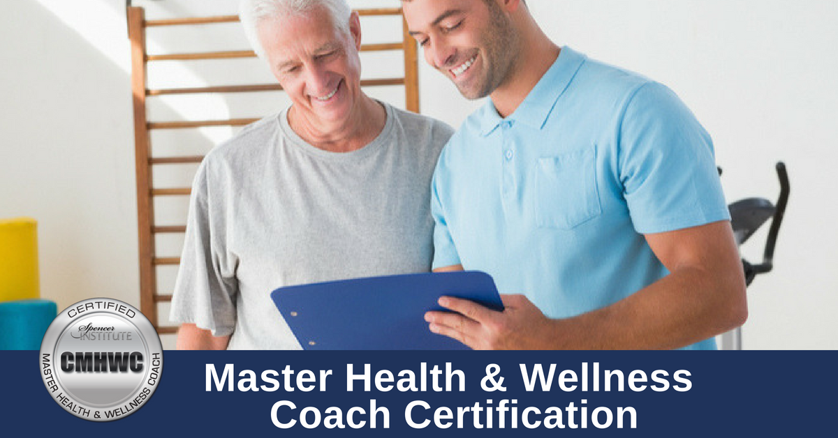 Master Health and Wellness Coach Certification