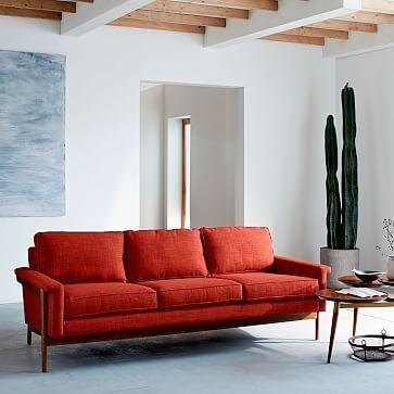 Leon Wood Frame Sofa Sofa Wood Frame Sofa Frame Sofa Furniture
