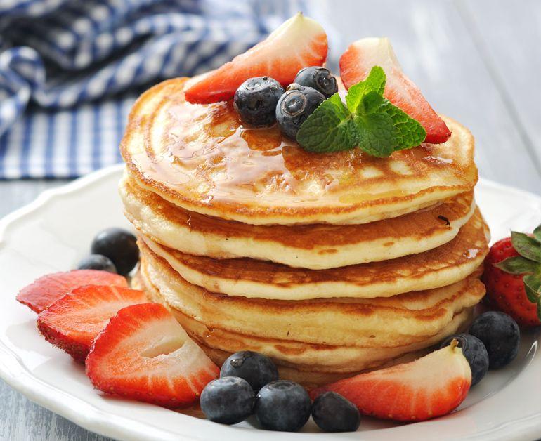 Daisy Sour Cream Pancakes Daisy Brand スイーツ パンケーキ
