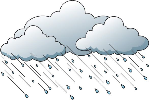Image result for rain clouds clipart
