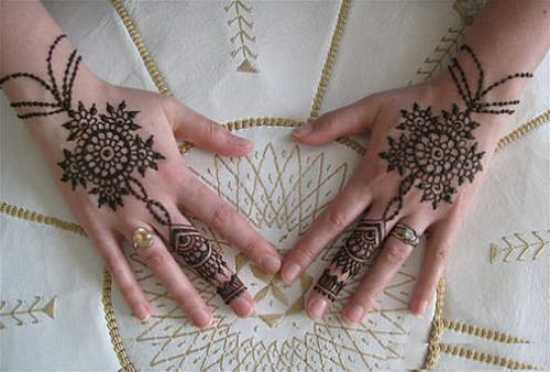 Mehndi Tattoo Back Hand : Best back hand mehndi designs to try in