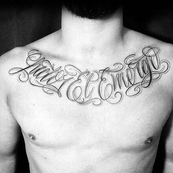 Latin Tattoo, Tattoos For Guys