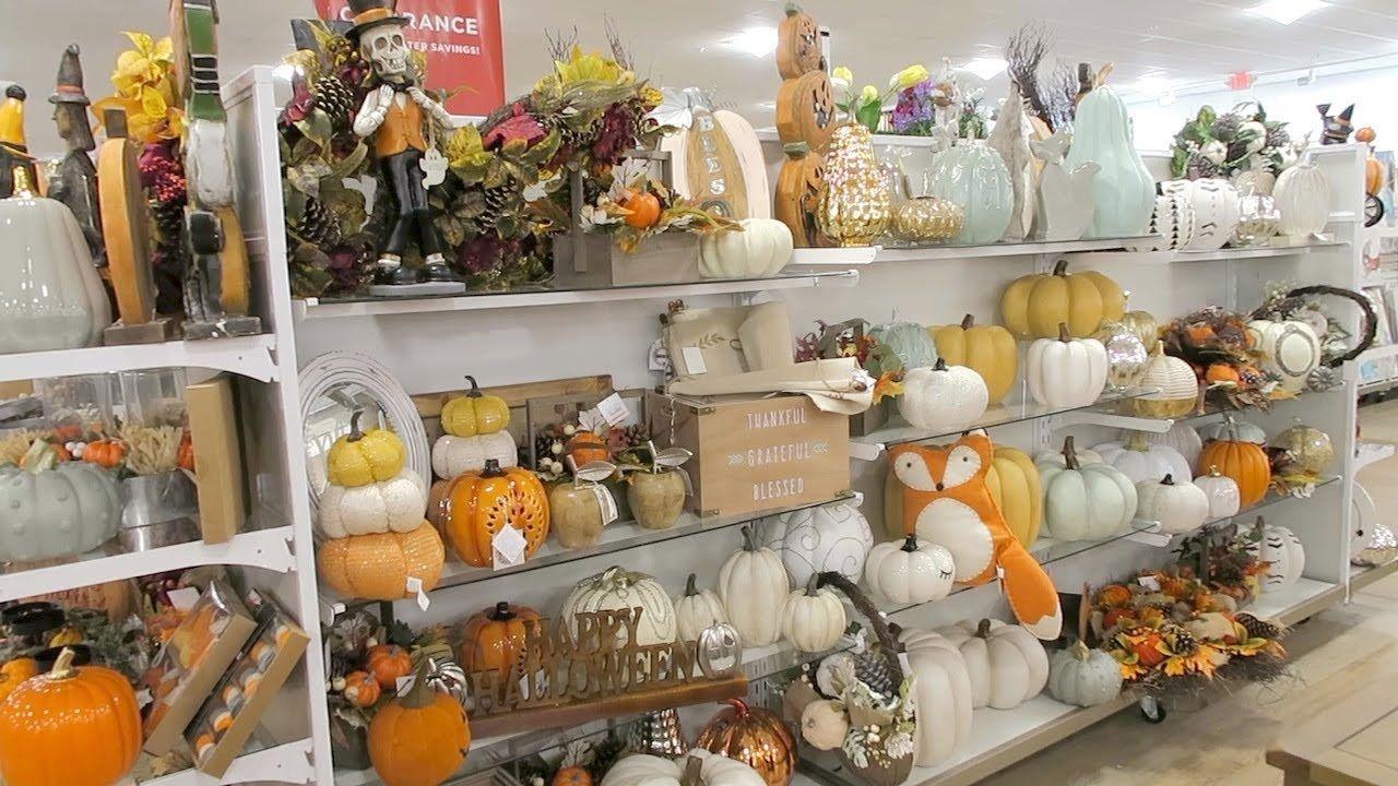 30+ Fall decor home goods information
