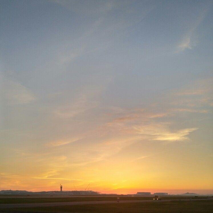 #일몰 #sunset #korea #hanbros