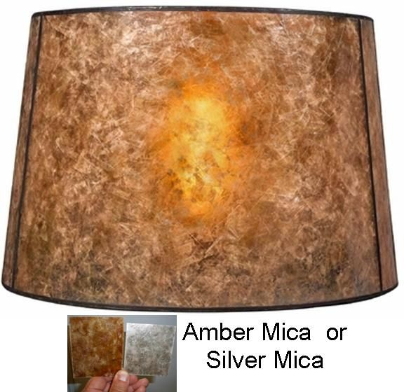 "Mica Lamp Shade Alluring Drum Mica Lamp Shade 1619""w  Floor Lamp Shades And Floor Lamp Decorating Design"