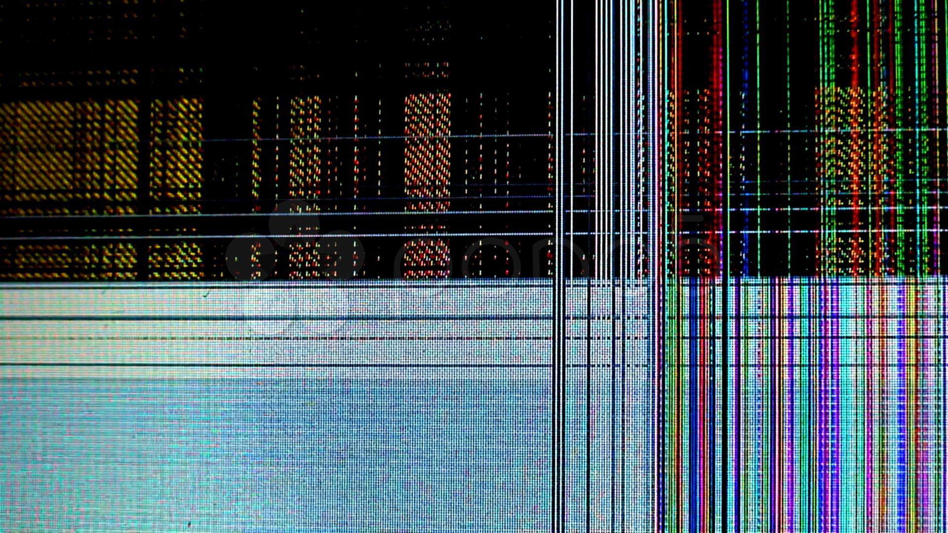 Broken Lcd Screen Wallpaper For Android jvH Screen