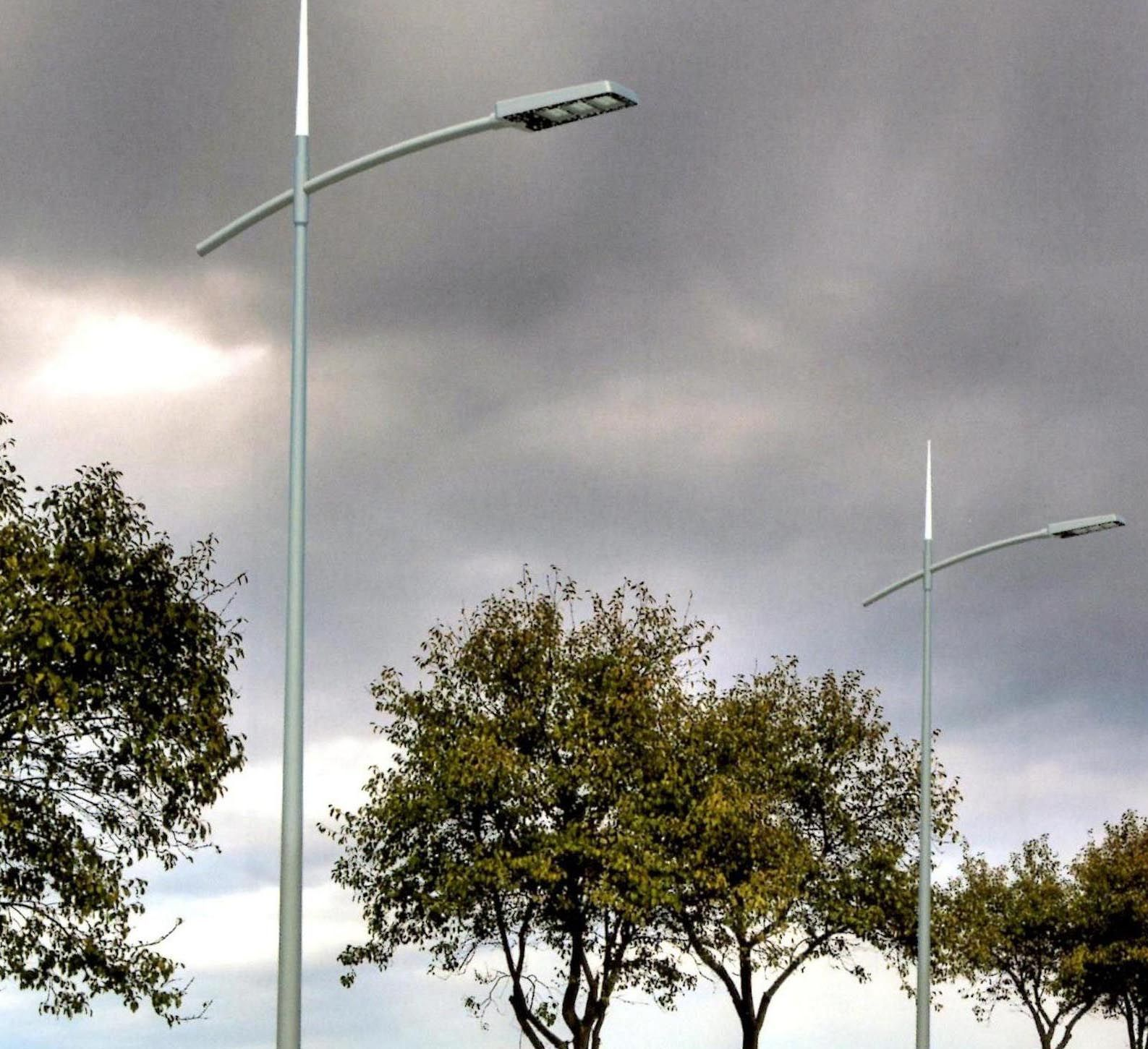 LED Street Light (460) Light.ie Lighting Designer and