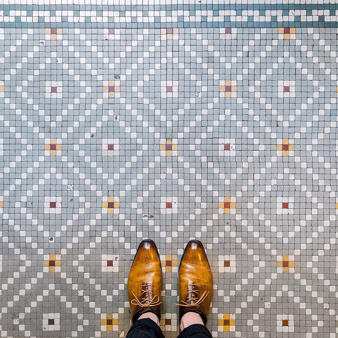 one guy - one city - one perspective parisianfloors | To Bathe In ...