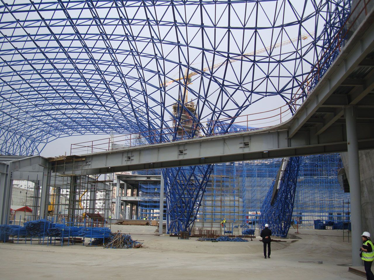 zaha hadid s heydar aliyev cultural centre turning a