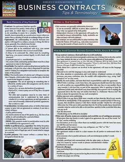 Business Contracts Tips  Terminology Resume layouts Pinterest
