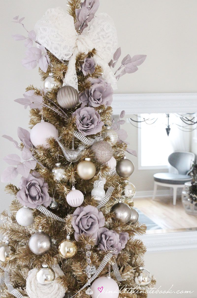 Fun with colour customize your christmas tree for Christmas tree color schemes