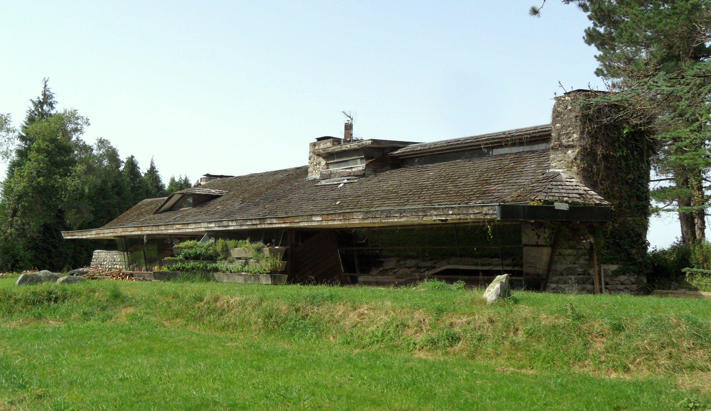 Maison de l architecte Edmond Lay Midi Pyrénées France © DR