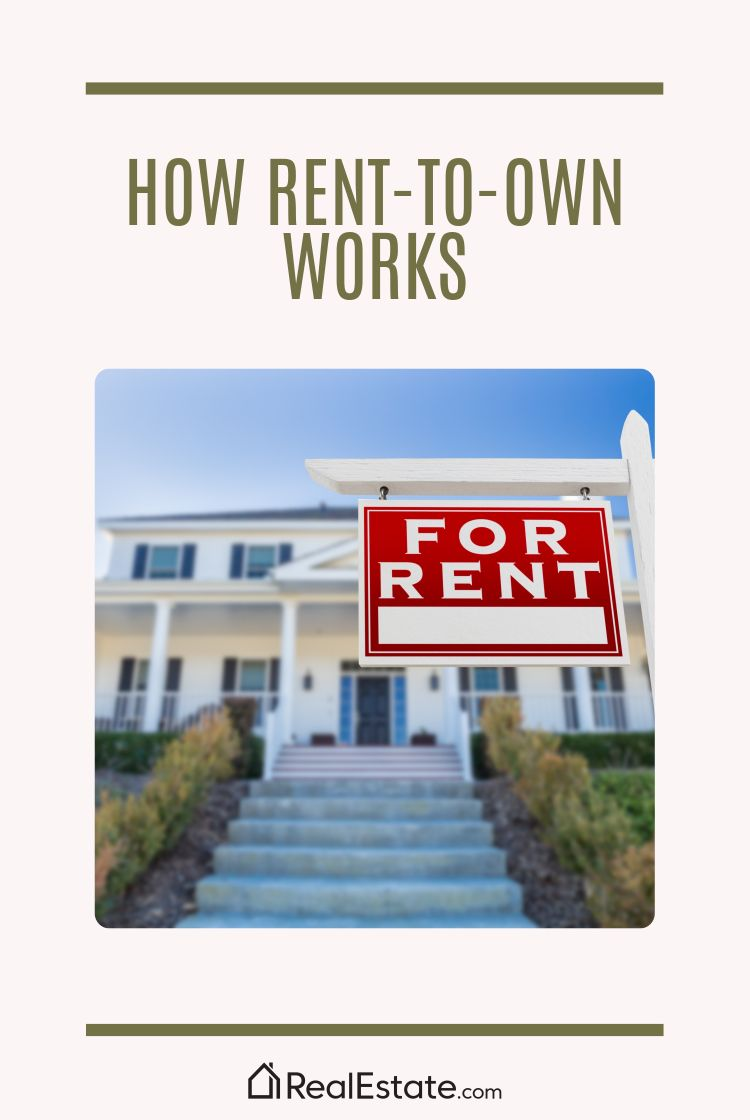 How does renttoown work with images rent to own