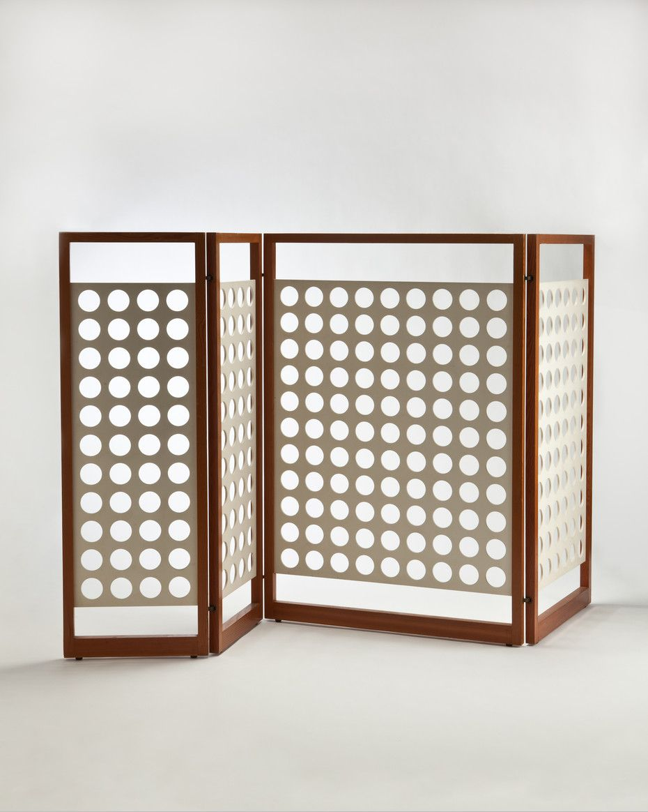 Paravent Deutsch Egon Eiermann Folding Screen Paravent Type 3 Iii 1968 Designed