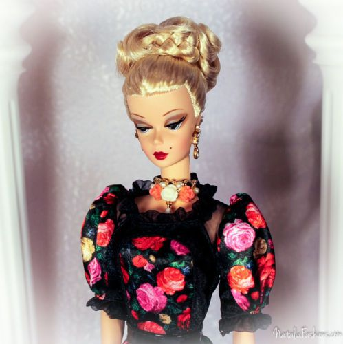 LAST-ONE-NEW-OUTFIT-ONLY-FOR-BARBIE-SILKSTONE-DOLL