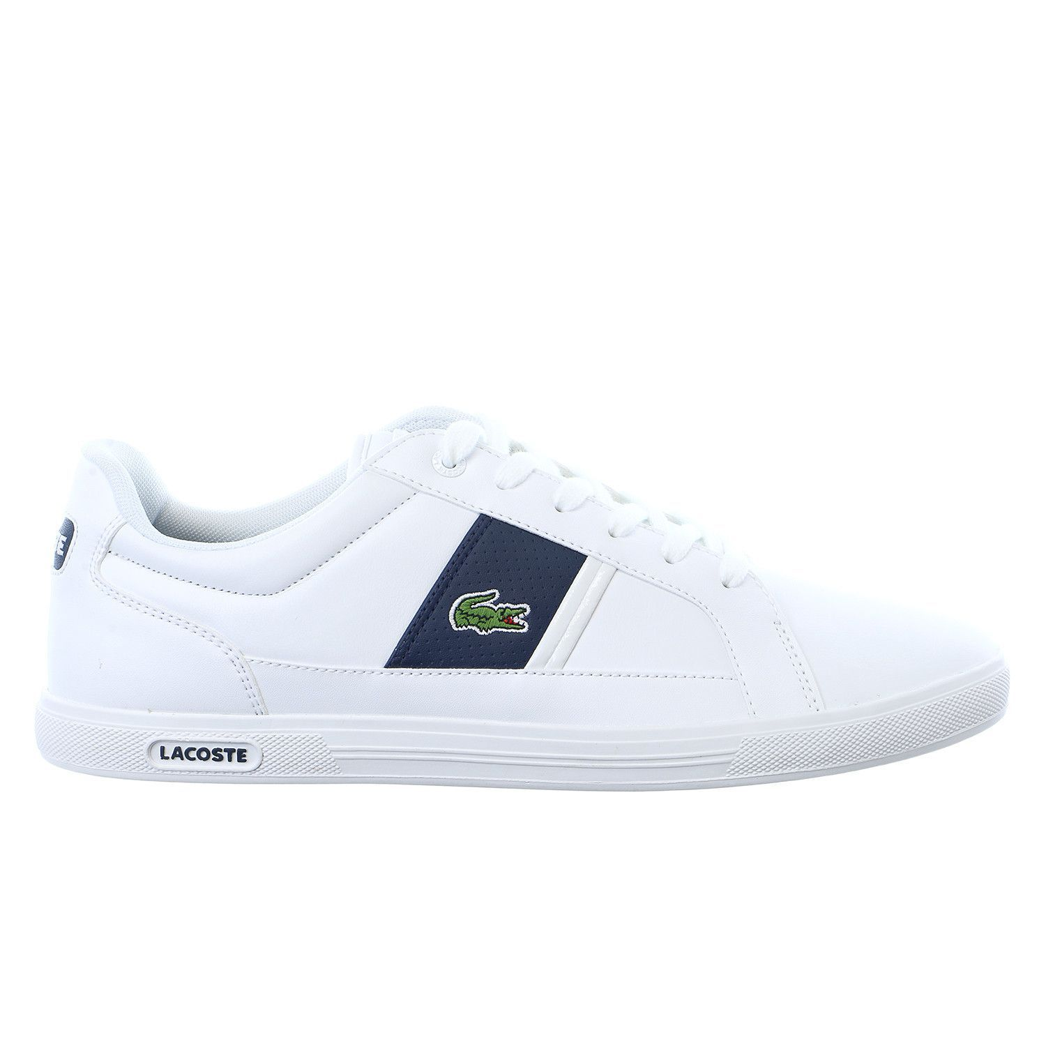 Lacoste Europa LCR3 Fashion Sneaker Shoe - Mens