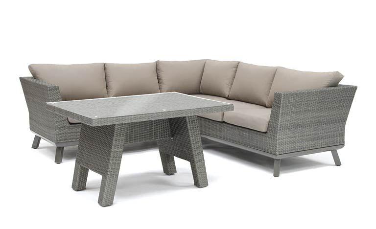 Caleta Modular Set Furniture Garden Furniture Casual Dining