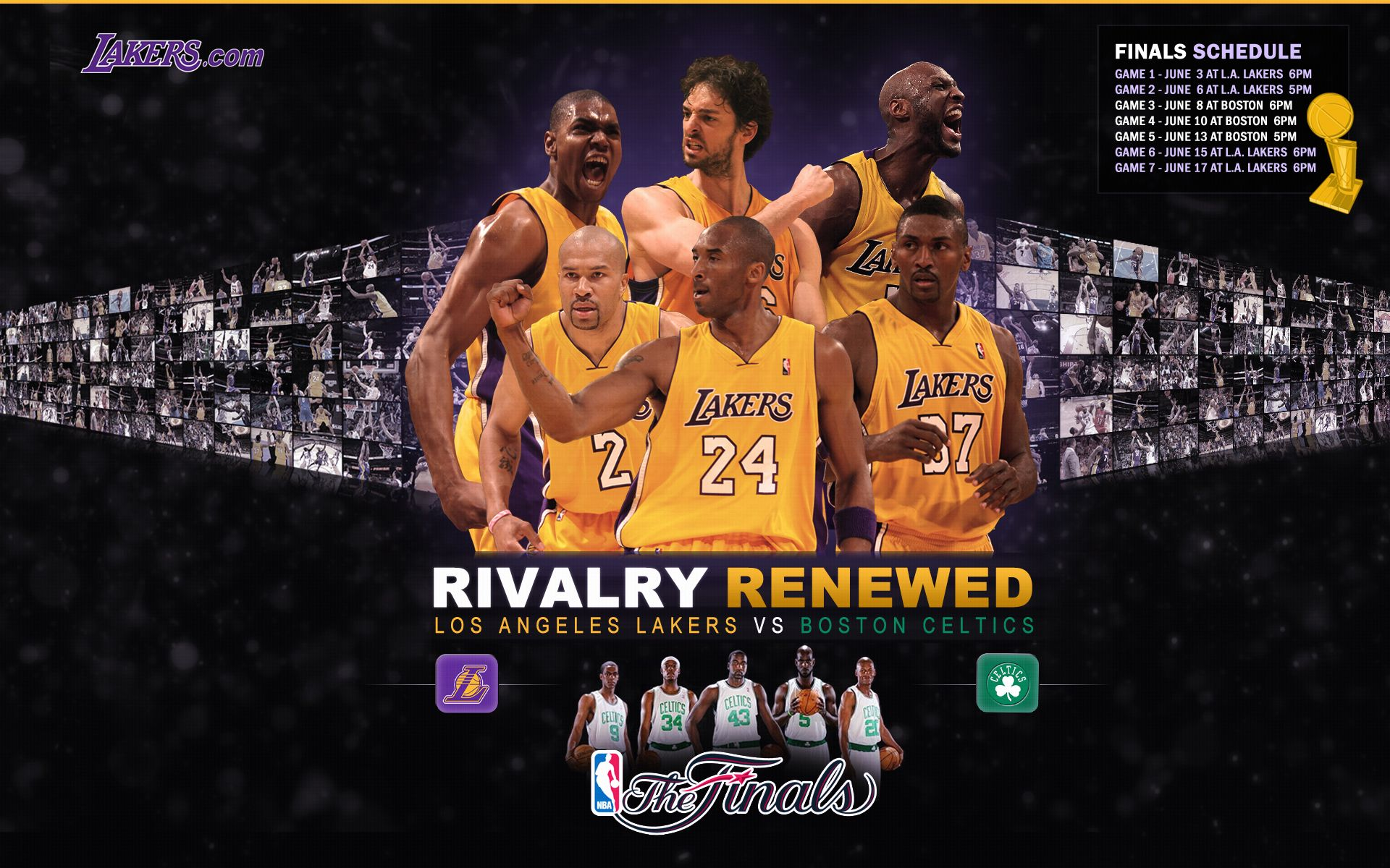 La Lakers New Wallpaper Live Wallpaper Hd