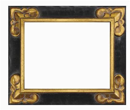 Spanish 72560 22k Gold Leaf Closed Corner Custom Made Frames Www Thegallery Us Ornate Picture Frames Frame Gold Leaf