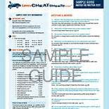 CDL Cheat Sheet | School bus pre-trip | Dmv test, Licence