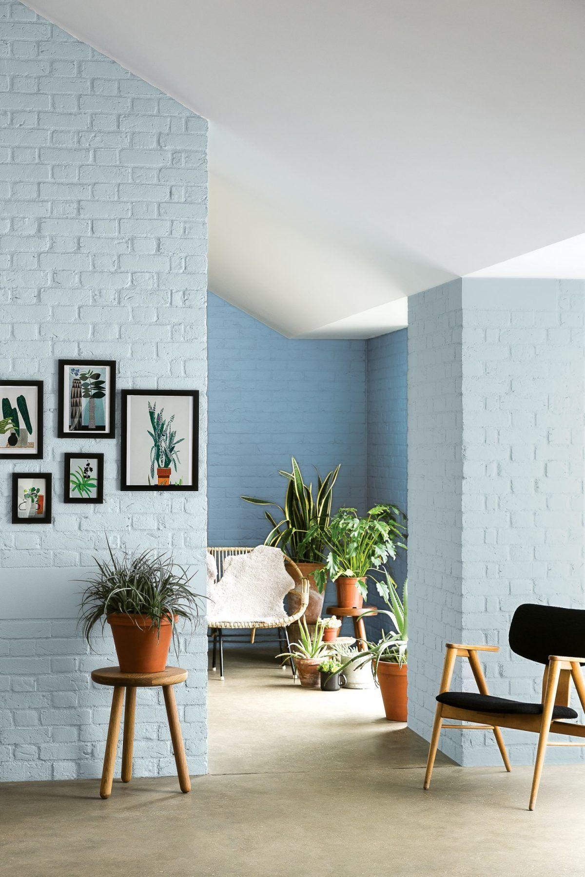 Image By Anastasia Rumyantseva On 2020 Trends Brick Interior