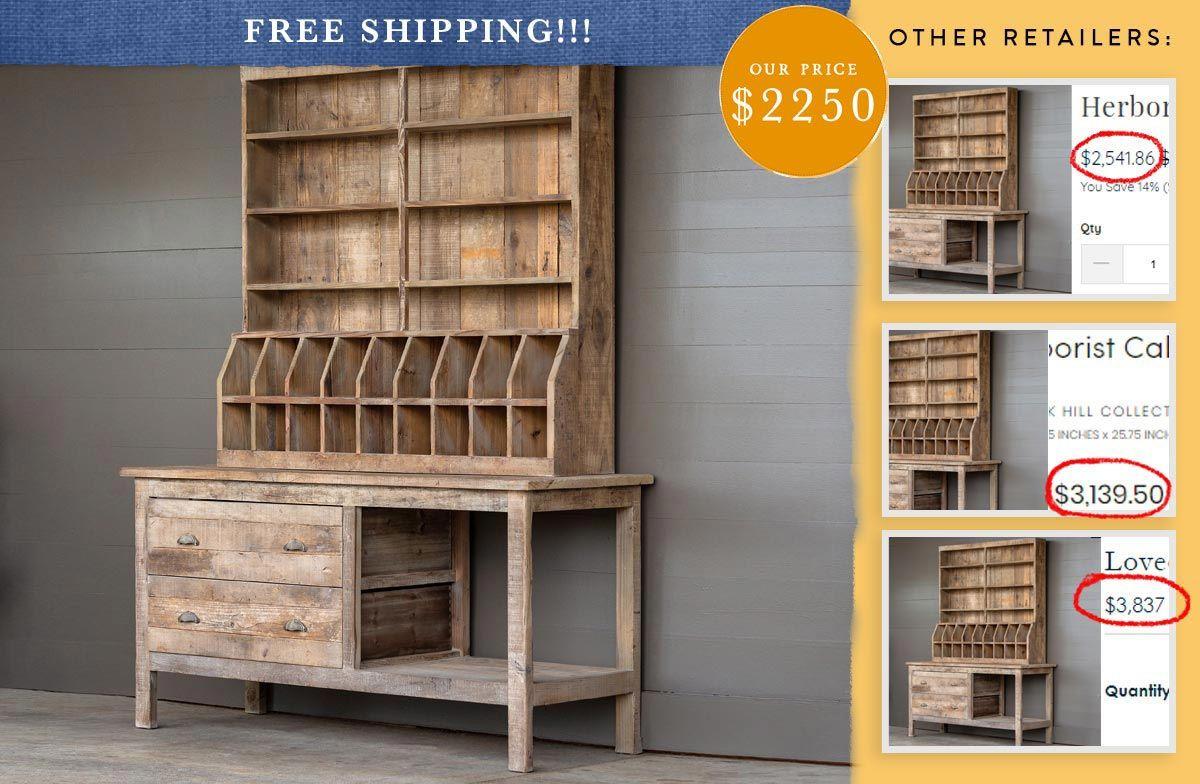 Herborist Archive Cabinet Free Shipping Decor Deals Decor Table Storage