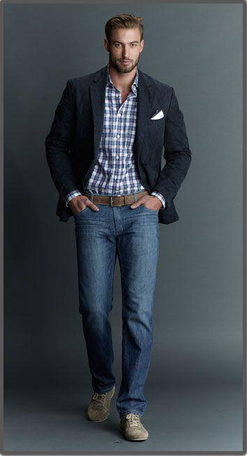 Sencillo Básico Y Bien Vestido Omar Ropa Casual Hombres