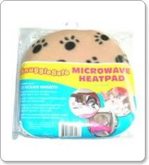 Snugglesafe Heatpad Can Be Used