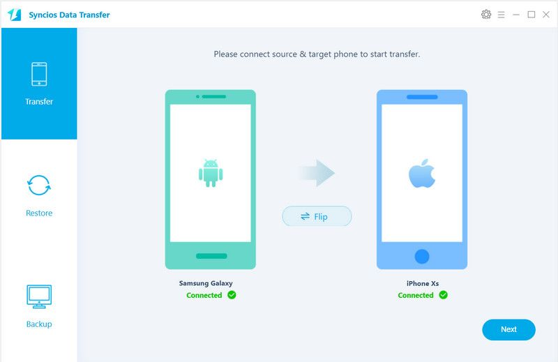 3 ways on how to transfer contacts from Android to iPhone