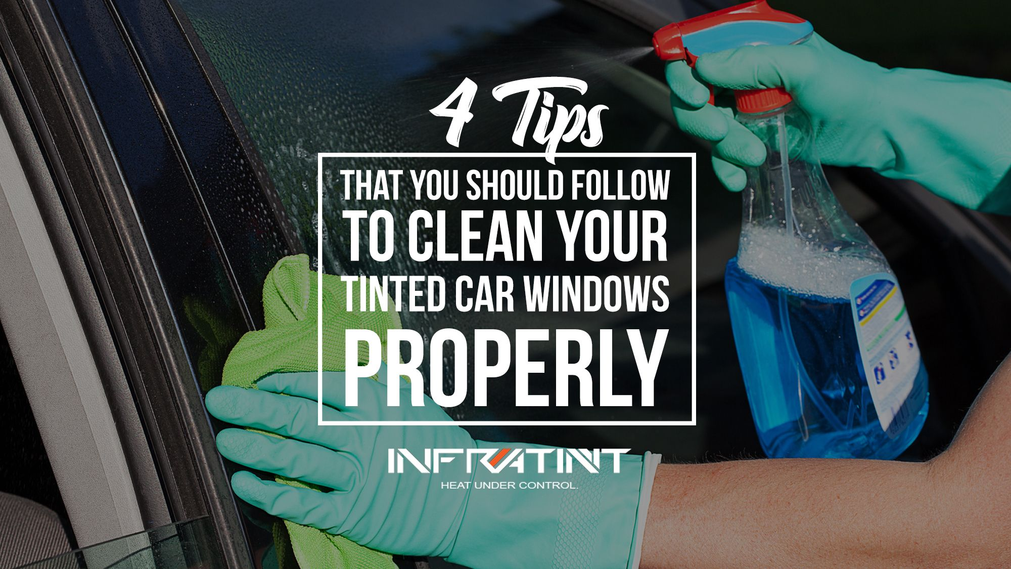 Tinting your car windows sure does have a lot of benefits