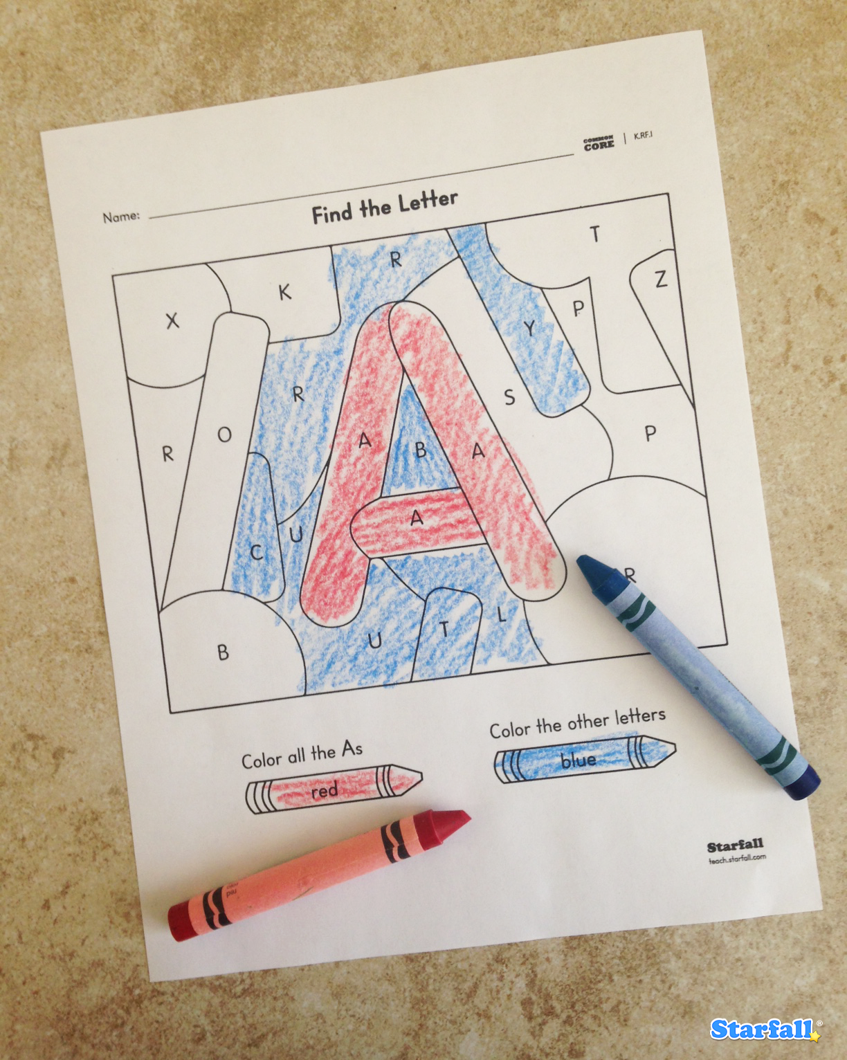 A Fun Way To Learn Letters