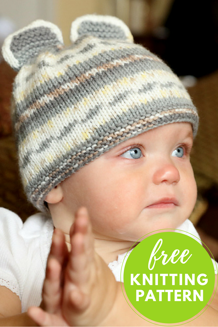 Mouse hat free knitting pattern baby mouse mice and plymouth mouse hat free knitting pattern bankloansurffo Image collections
