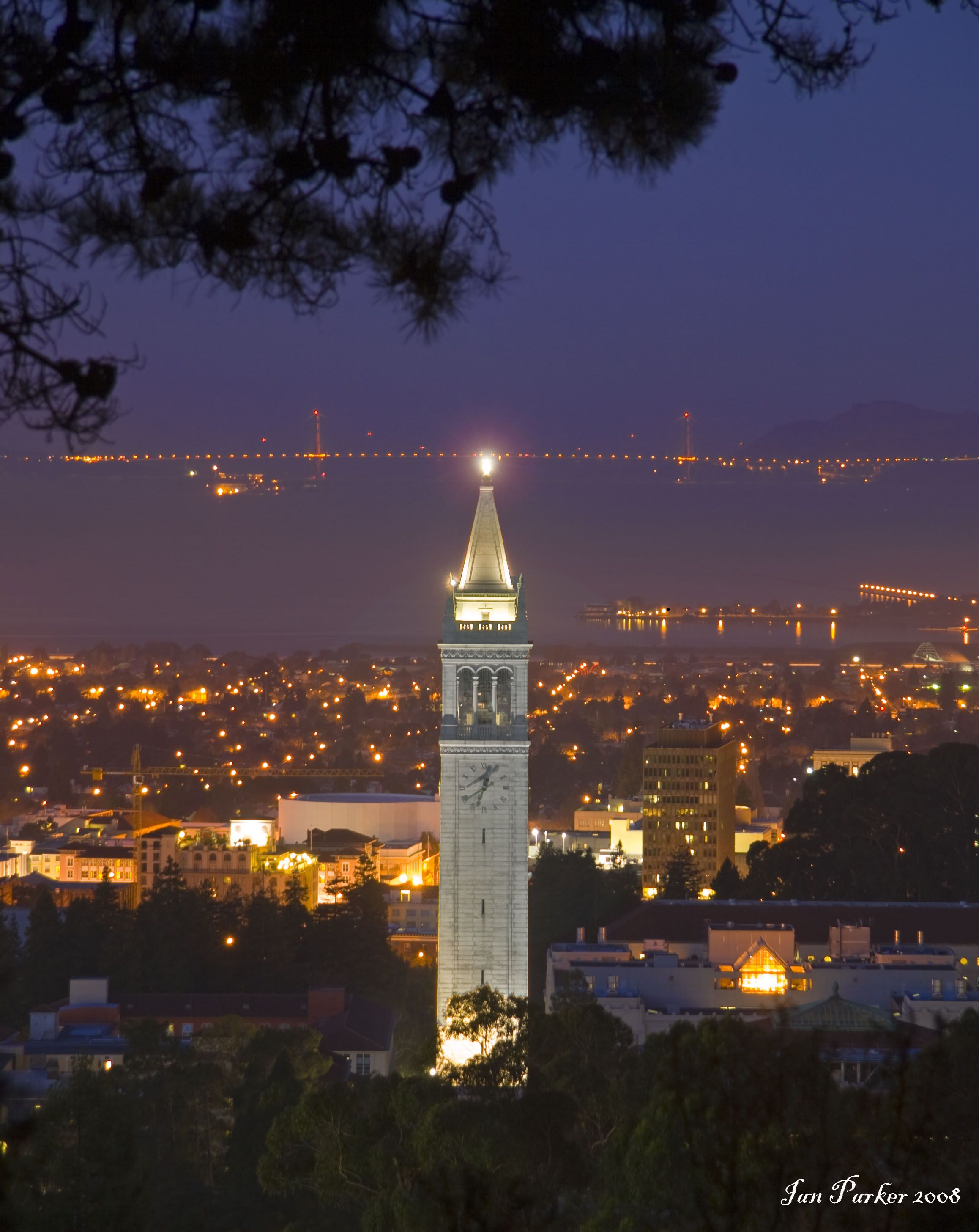 The Campanile Sather Tower at UC Berkeley I still can t believe I have the honor of learning Anthropology here