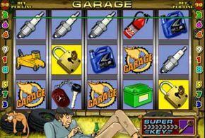 Игровые автоматы онлайн garag все для игровые автоматы