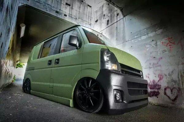 Suzuki Every Da64v エブリィ カスタム エブリィ 車 カスタム
