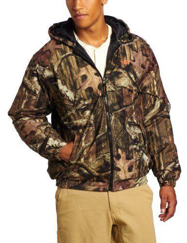 5d8e10c7d1fb6 Yukon Gear Mens Lightweight Insulated Jacket (Mossy Oak Infinity/Medium) by Yukon  Gear