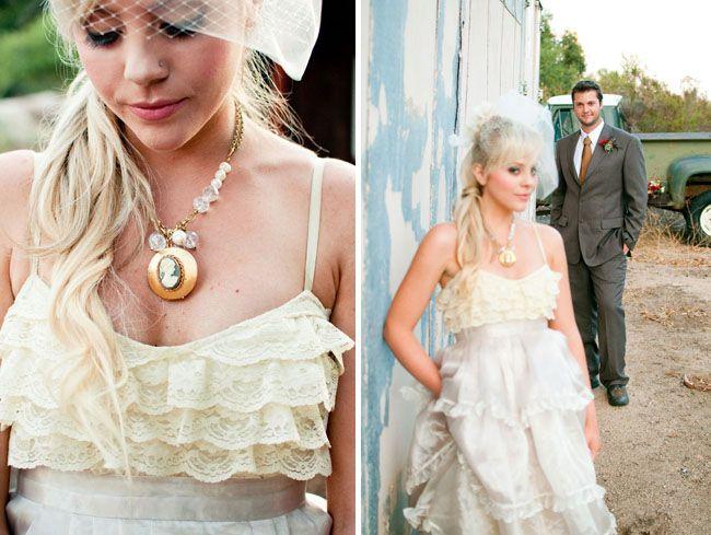 Etonnant Backyard Winter Wedding Ideas