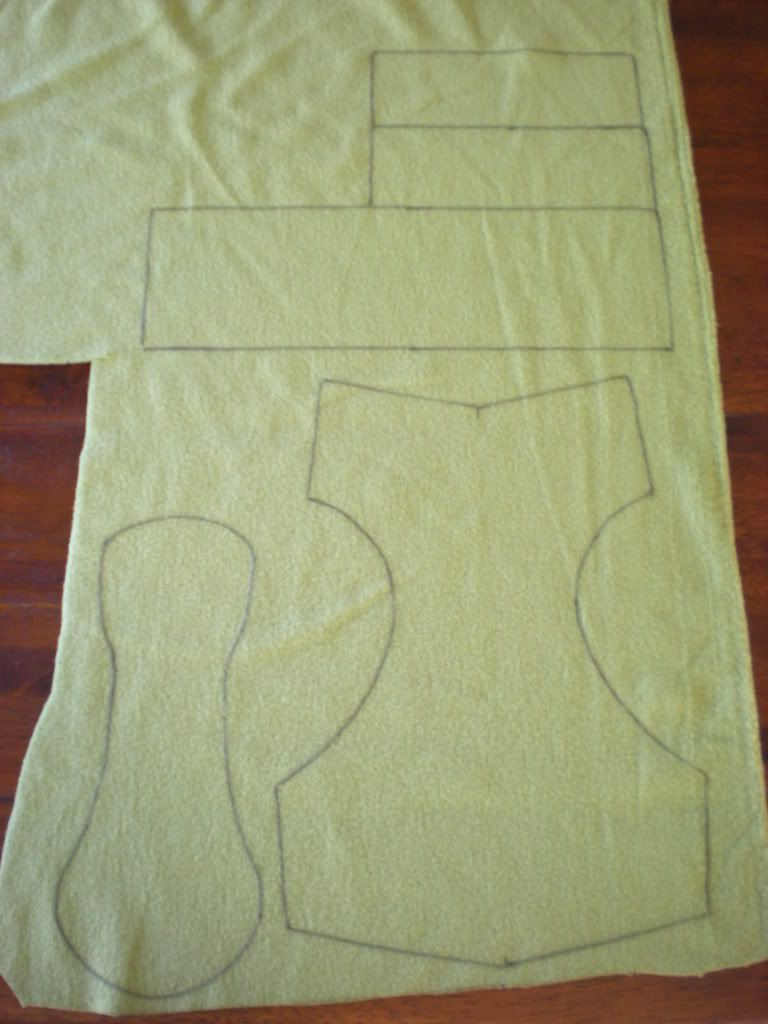 Adventures In Fluff: How To Sew Your Own Fleece (or wool) Soakers ...