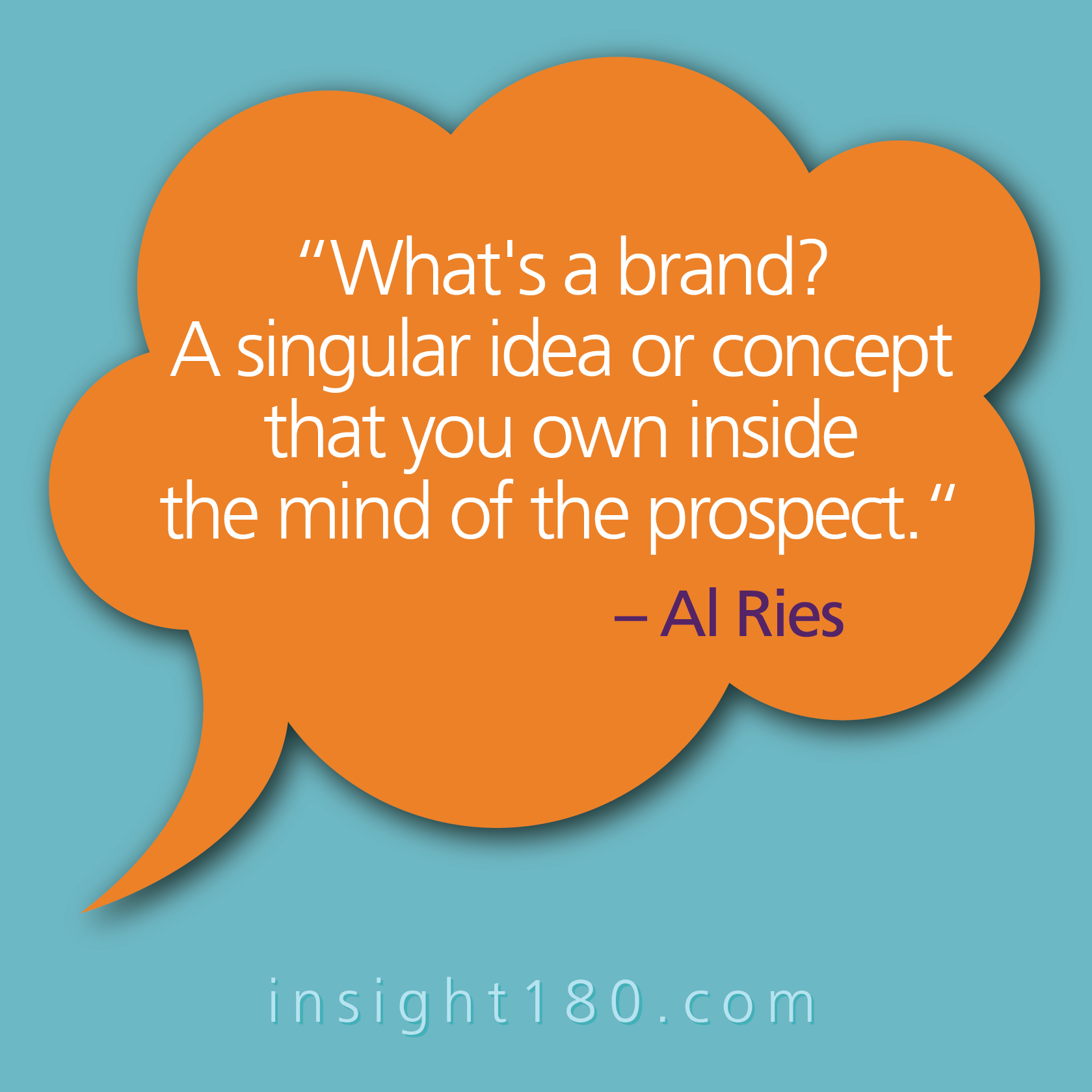 "Branding Quotes Branding Quote  ""what's A Brand A Singular Idea Or Concept That"