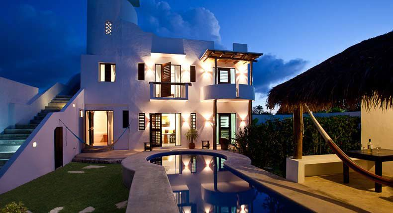 Tamarindo Apartments Bungalows Rentals In Cozumel